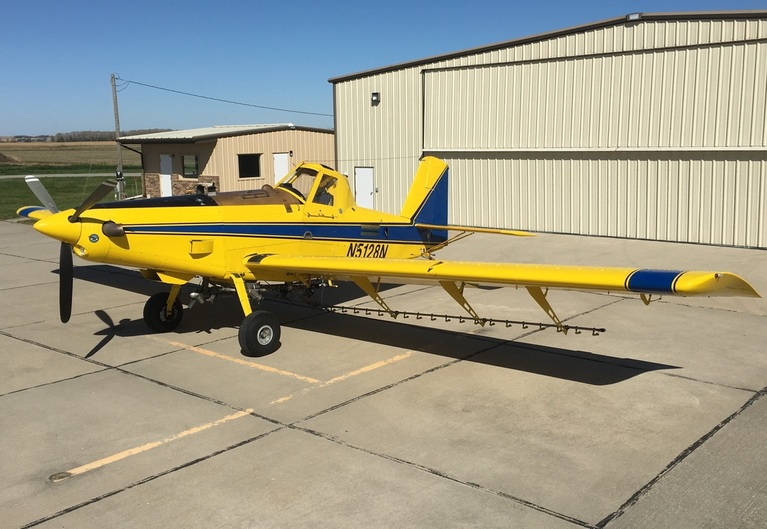 1998 AIRTRACTOR AT-402A N-5128N  ​SN: 402A-1054