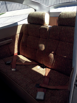 Interior Seats Back